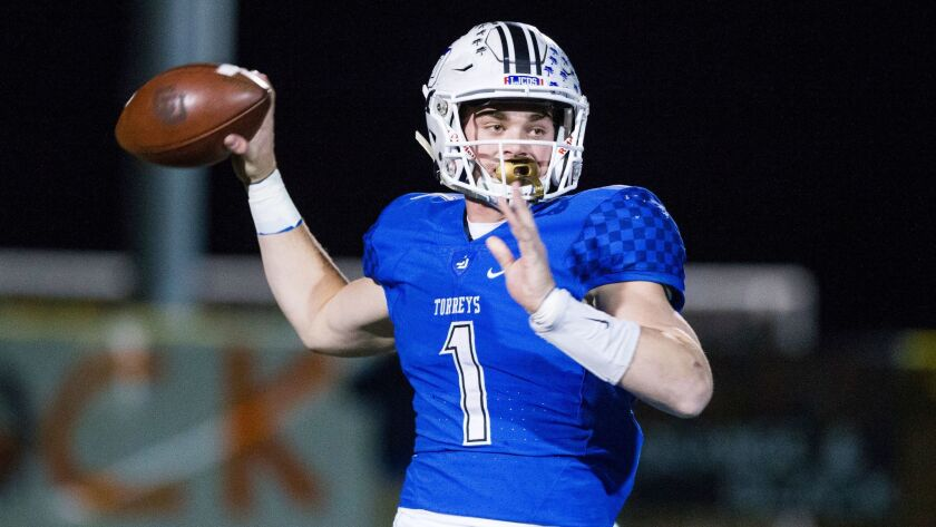 An early signing would have precluded an Arizona-to-Oregon switch by LJCD QB Braxton Burmeister.