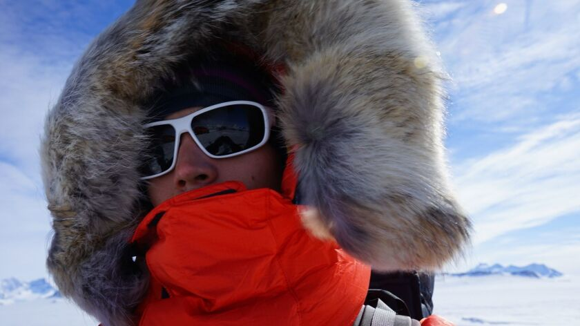 Colin O'Brady, the explorer who completed a historic walk across Antarctica in December, will be the featured speaker on a Seabourn cruise to Antarctica and Patagonia.