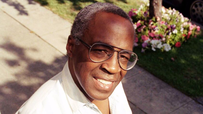 FILE - In this Sept. 4, 1991 file photo, actor Robert Guillaume poses for a portrait in Los Angeles.