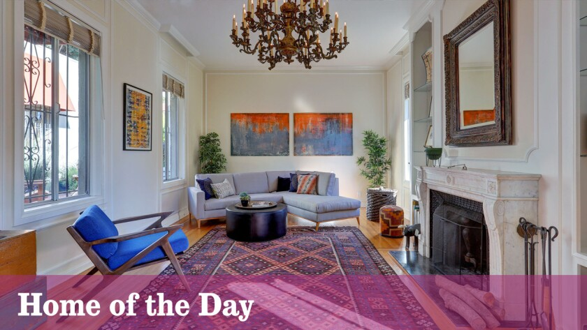 Home of the Day: Myron Hunt revival at the base of Runyon Canyon