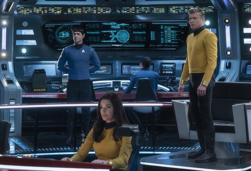 TV-Star Trek