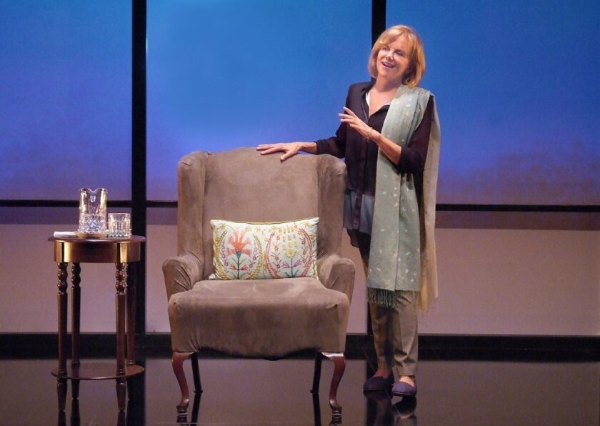"""Linda Purl in Joan Didion's """"Year of Magical Thinking"""""""