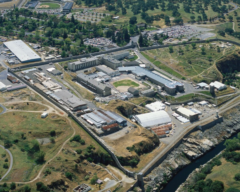 """Inmates in the new section of Folsom State Prison participating in a statewide prison protest submitted their own """"declaration of terms"""" calling for major changes in state sentencing laws."""