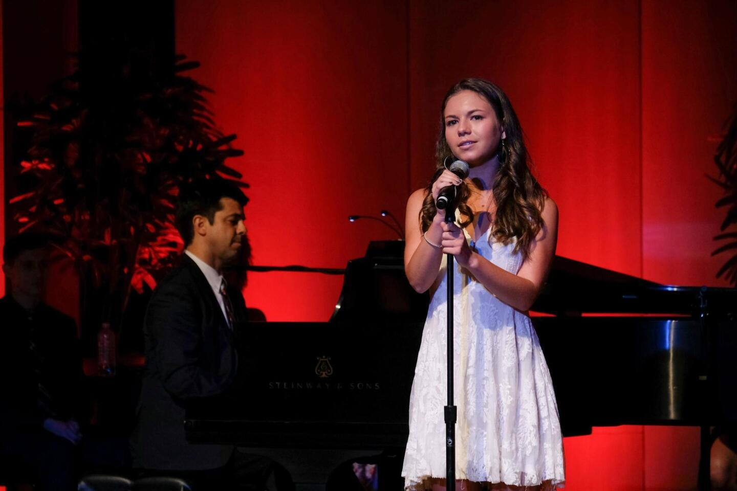'Striking A Chord' benefit concert Part 2: Performers