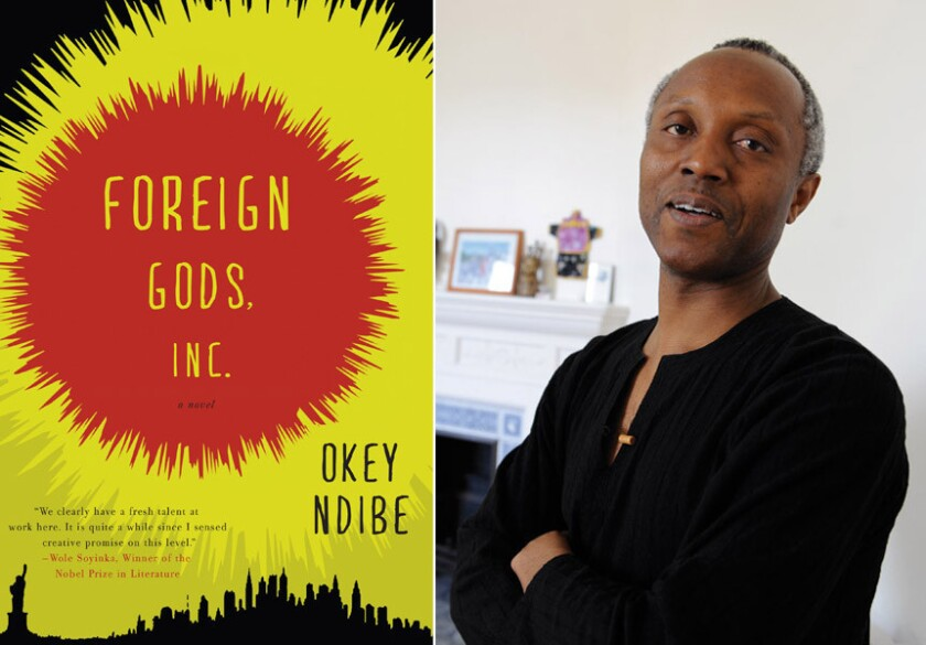Flirting with disaster and deities in 'Foreign Gods Inc.'