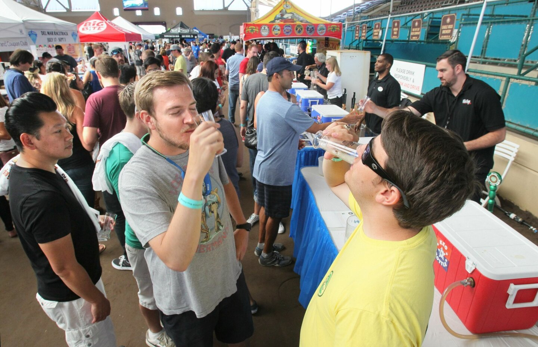 International Beer Festival at the Fair