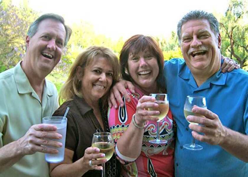 On the Town: A 'Hot August Night' birthday celebration