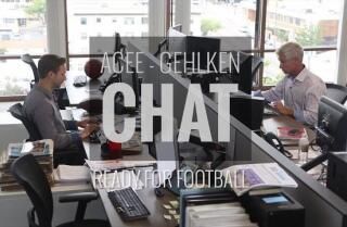 Acee-Gehlken Chat: Ready for Football