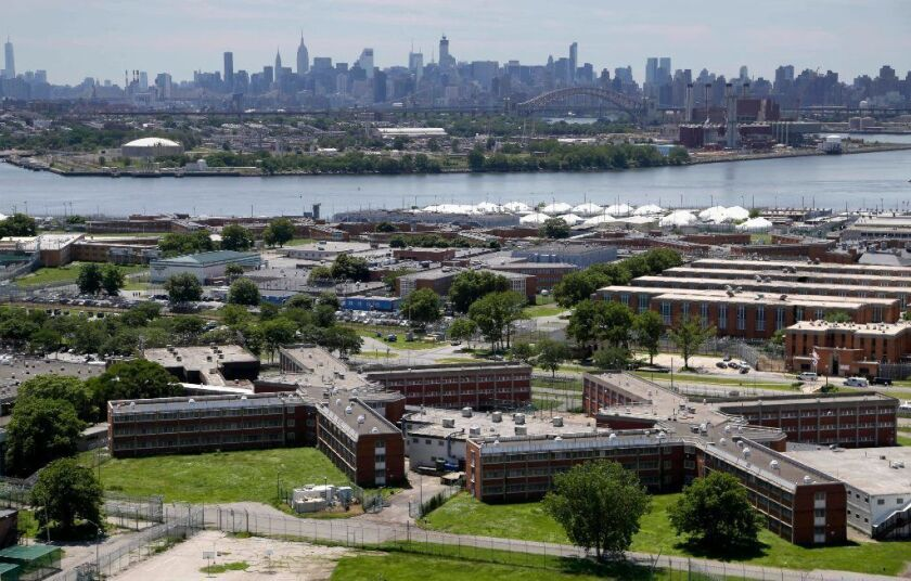The Raise the Age program calls for teens to be moved from Rikers Island to a facility for juveniles.