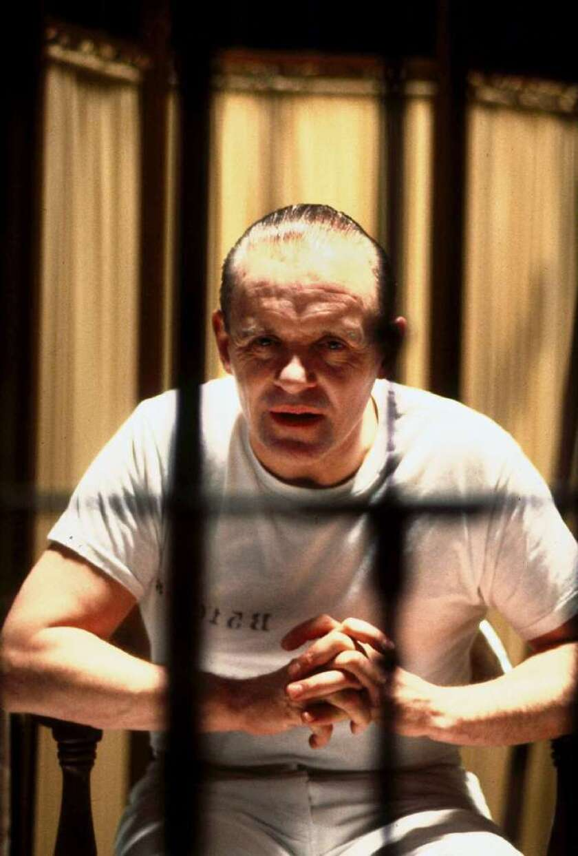 """Psychopaths, such as the Hannibal Lecter character played by Anthony Hopkins in """"Silence of the Lambs,"""" may be able to summon up empathy, a study has found."""