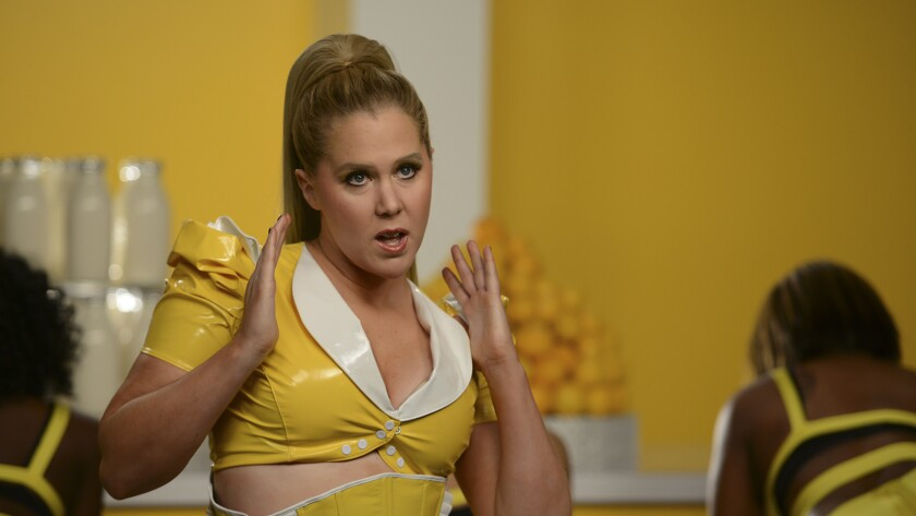 """Amy Schumer on Comedy Central's """"Inside Amy Schumer"""""""