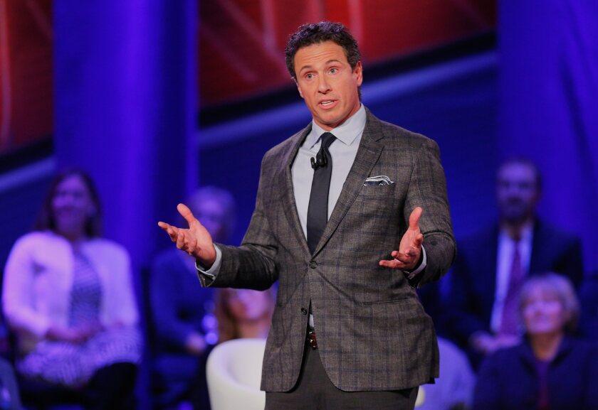 Presentador de CNN, Chris Cuomo, pierde los 'estribos' y su altercado se vuelve viral