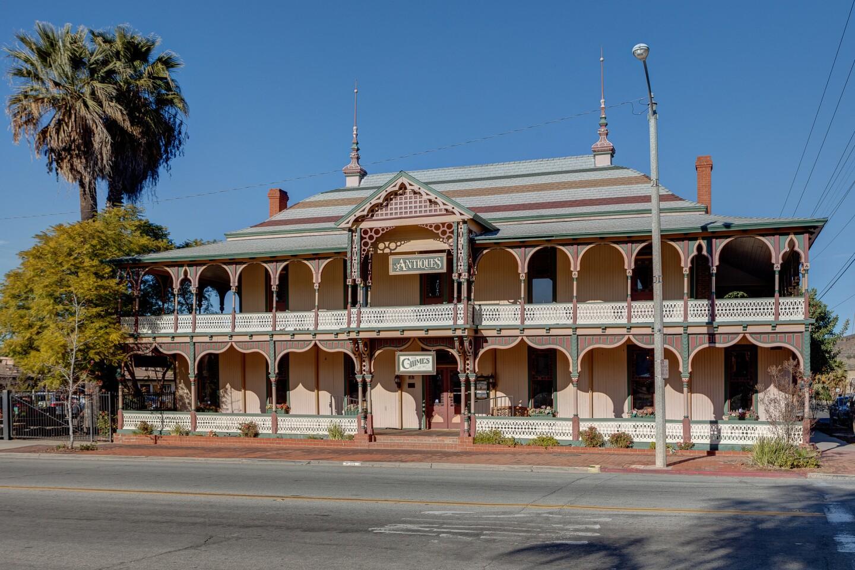 Landmark bathhouse for sale