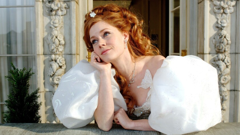 ** FOR USE AS DESIRED WITH YEAR ENDFILE ** This undated photo provided by Disney shows Amy Adams in
