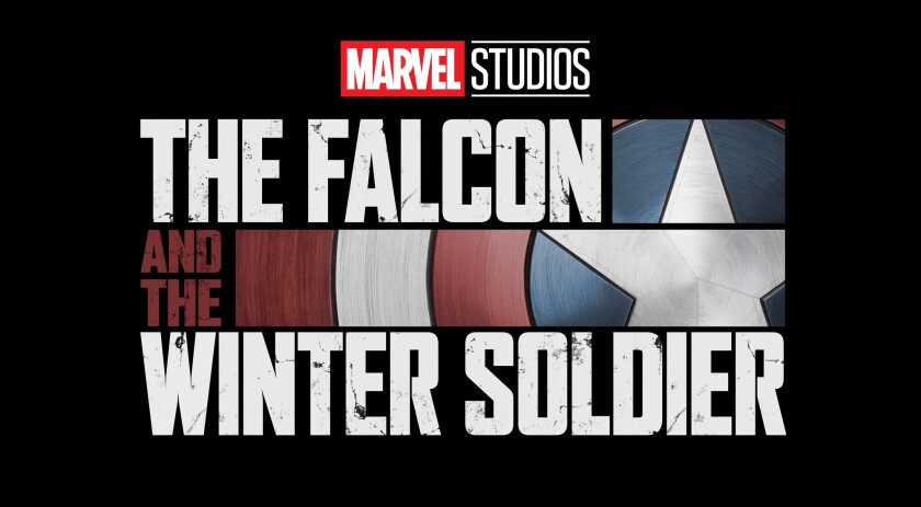 'The Falcon and the Winter Soldier' logo