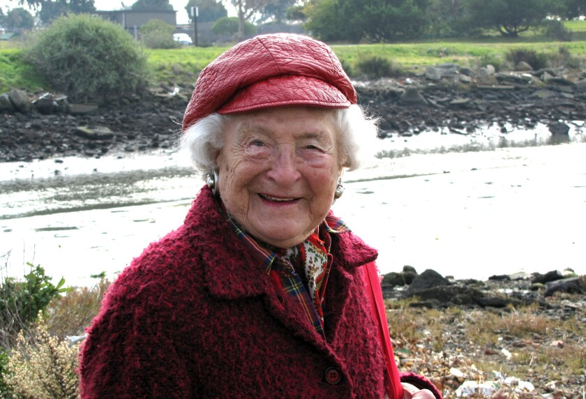 Sylvia McLaughlin, who co-founded the San Francisco Bay conservation group Save the Bay and helped pioneer the tradition of grass-roots environmental activism in California, died Tuesday at her Berkeley home. She was 99.