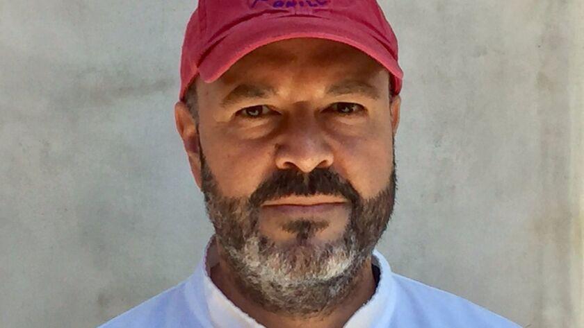 Executive chef Art Garcia