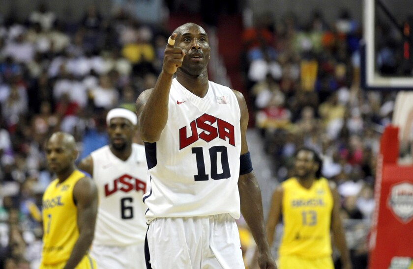 quality design be3d0 e2ba5 Kobe Bryant wants to play on Team USA for 2016 Olympics ...