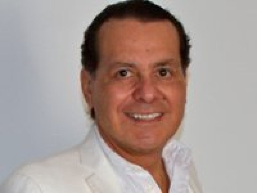 Dario Moscoso, owner of Pacific Cielo.