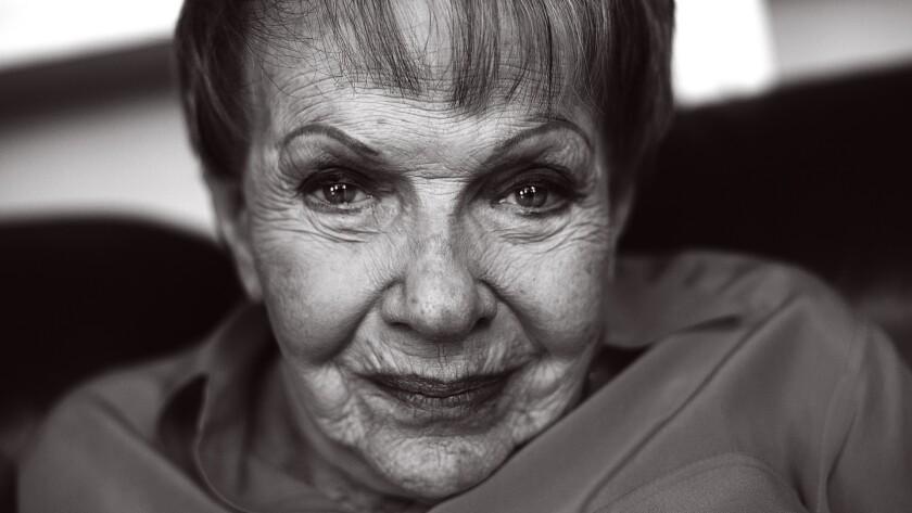 Sofía Imber fallece a la edad de 92 años.