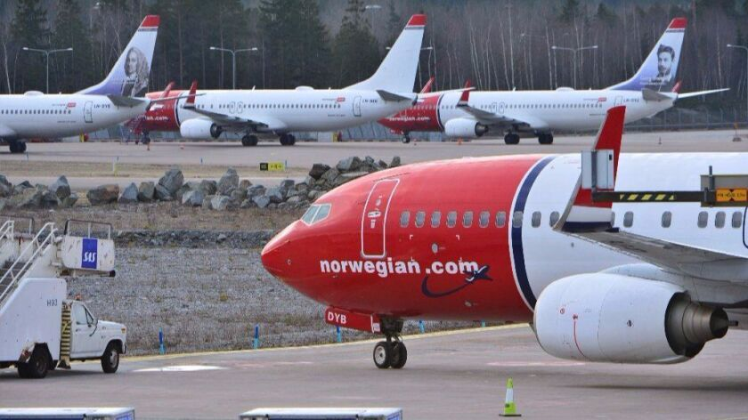 FILES-NORWAY-TRANSPORT-AVIATION-LOW-COST