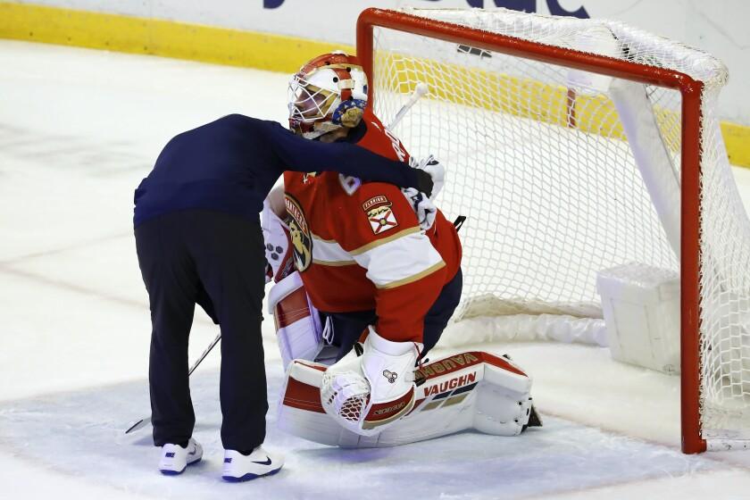 Kings Panthers Hockey