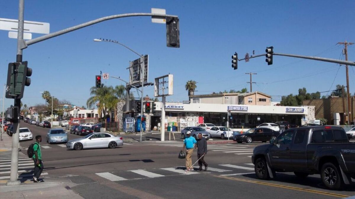Pedestrian deaths in San Diego rack up as city drags on Vision Zero