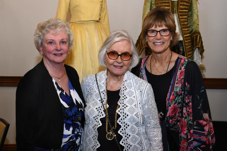 Charlotte Jacobs, June Ash, Lynn Congemi