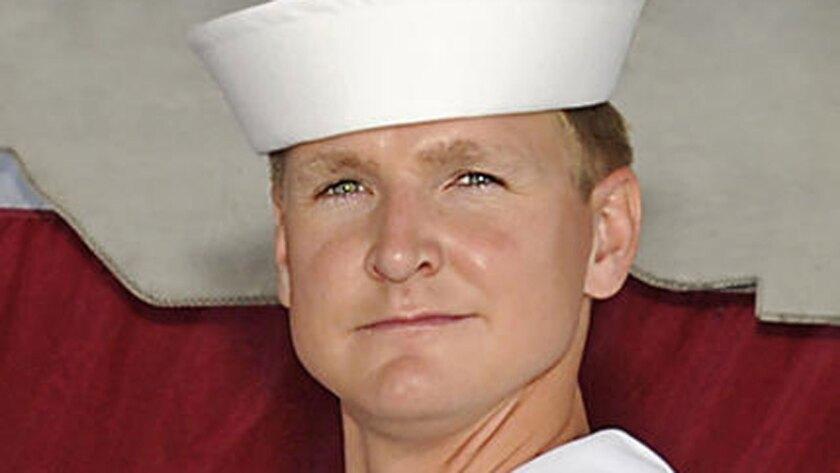 Petty Officer 3rd-class Jason Kortz