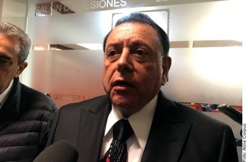 Guillermo Ruiz Hernández, fiscal general de Baja California.
