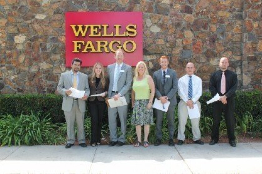 Volunteer block captains with Wells Fargo bank remind Village merchants of their de facto membership in the LJVMA, and the benefits the association provides to merchants and residents alike.