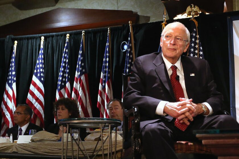 Dick Cheney's heart to get its own memoir