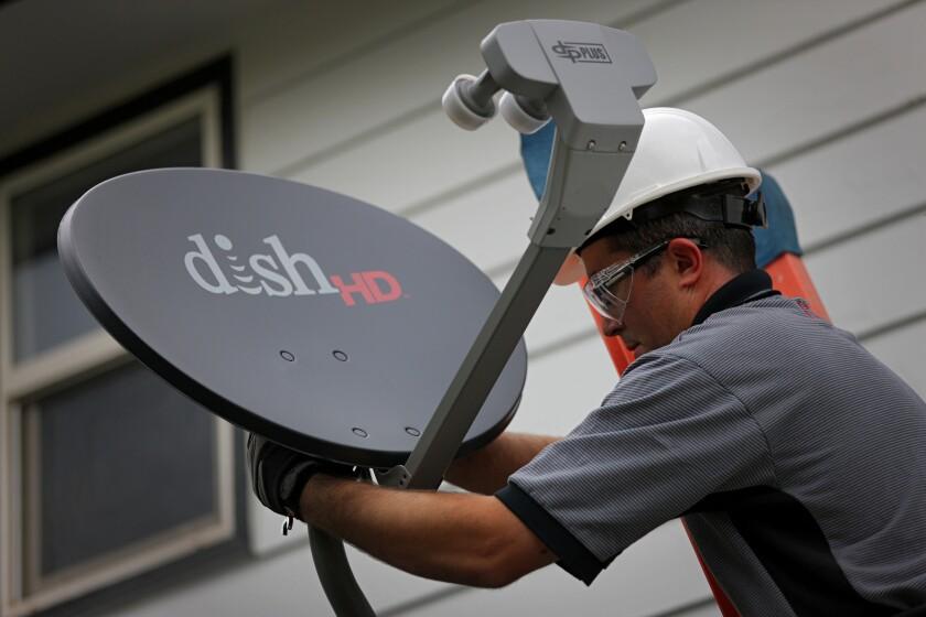 Dish Network Installation