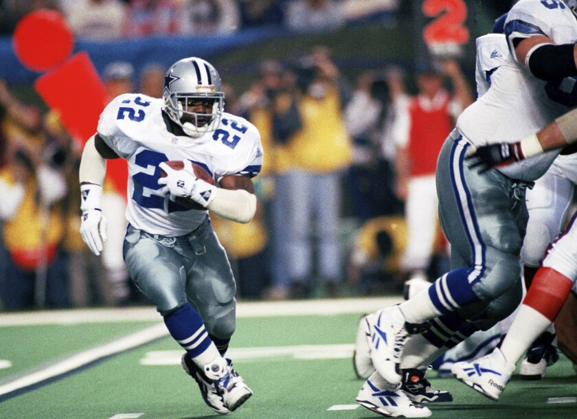 NFL at 100 The 1990s Football