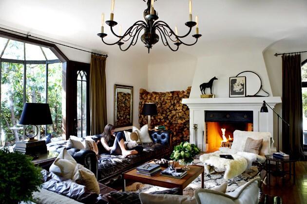 Kristan Cunningham's L.A. house