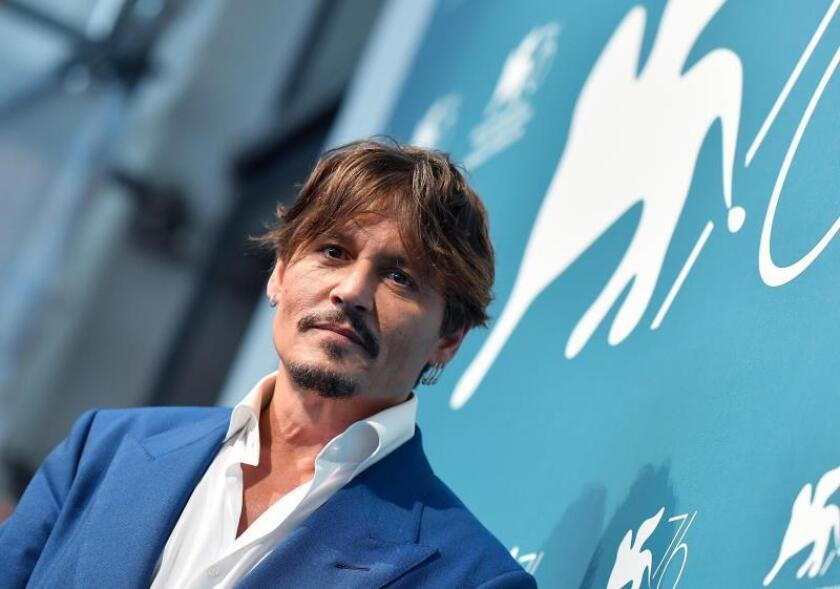 Johnny Depp cierra la Mostra con una alegoría sobre el poder, de Ciro Guerra