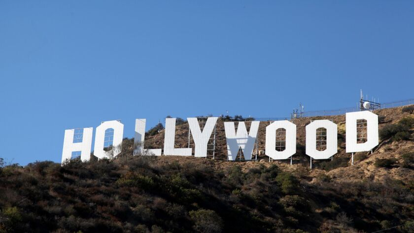 Extra security will be deployed around the Hollywood sign through the holidays.