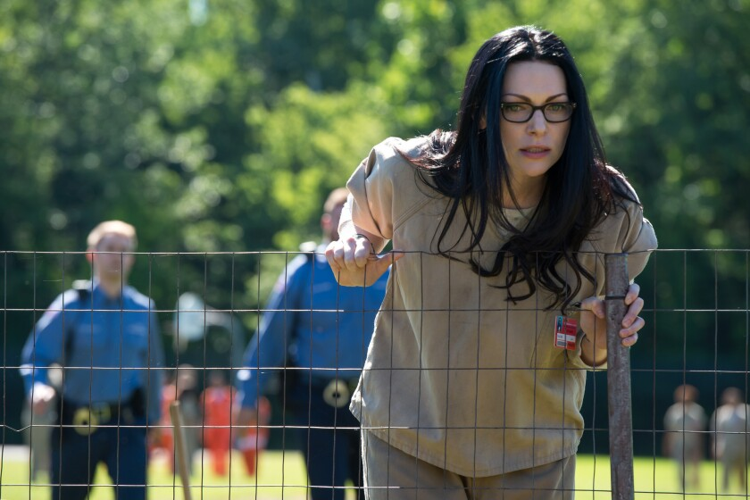 """Netflix, home to hits like """"Orange Is the New Black,"""" has been hit with a lawsuit by 21st Century Fox over alleged executive poaching."""