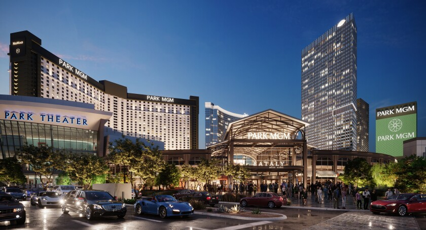 The new Park MGM/NoMad hotels, Park Theater and Eataly are an exciting part of Las Vegas' recent reinvention.