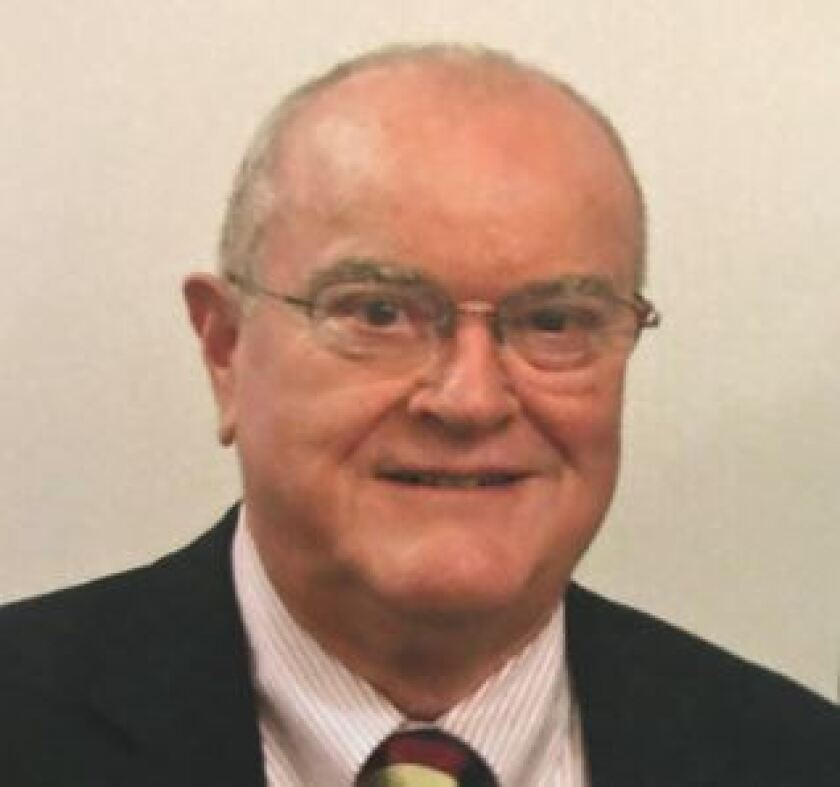 The Rev. Richard Van Horn