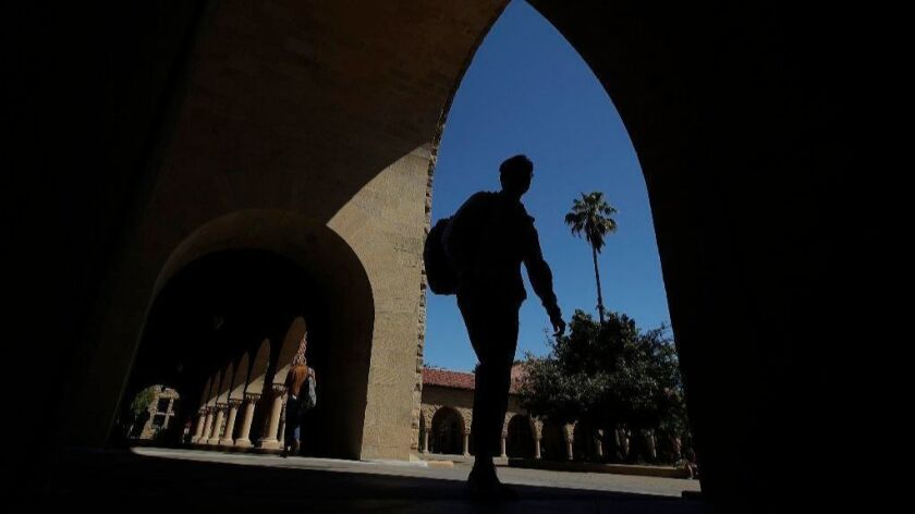"""The mother of a young woman admitted to Stanford University says she is shocked after learning a multimillion-dollar contribution she made to William """"Rick"""" Singer's charity was apparently part of the college admissions scam."""