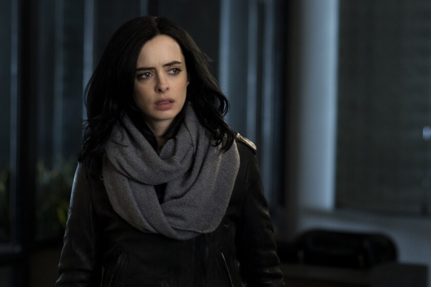 "Krysten Ritter in Marvel's ""Jessica Jones"""