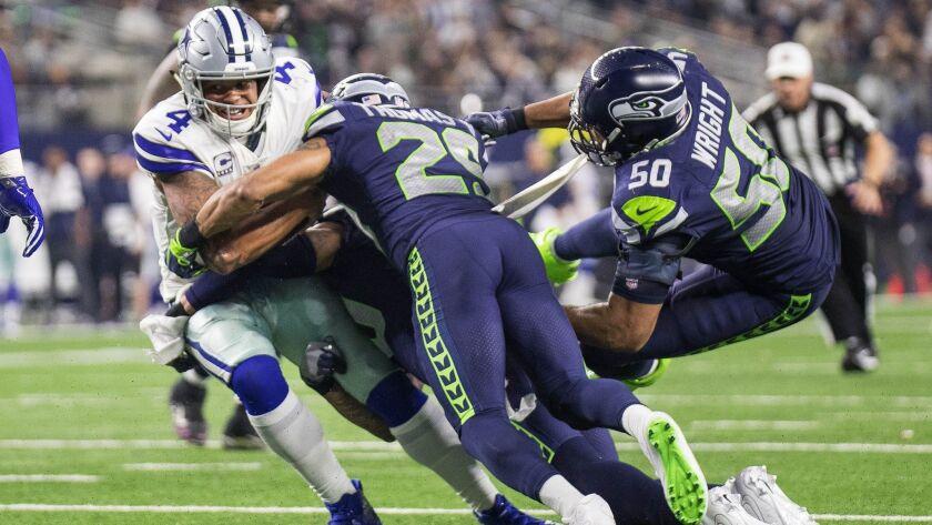Seahawks beat Cowboys 21-12