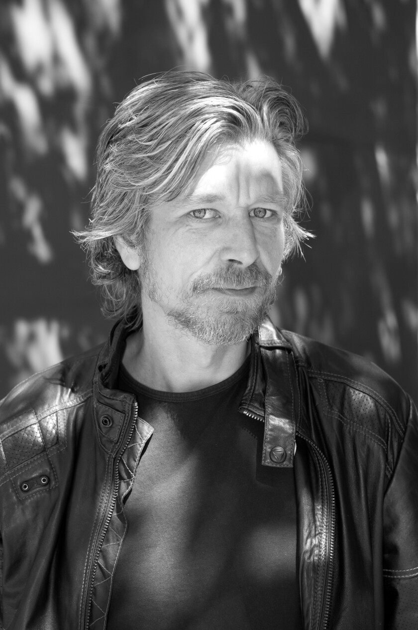 """A portrait of Karl Ove Knausgaard, whose new essay collection is """"In the Land of the Cyclops."""""""