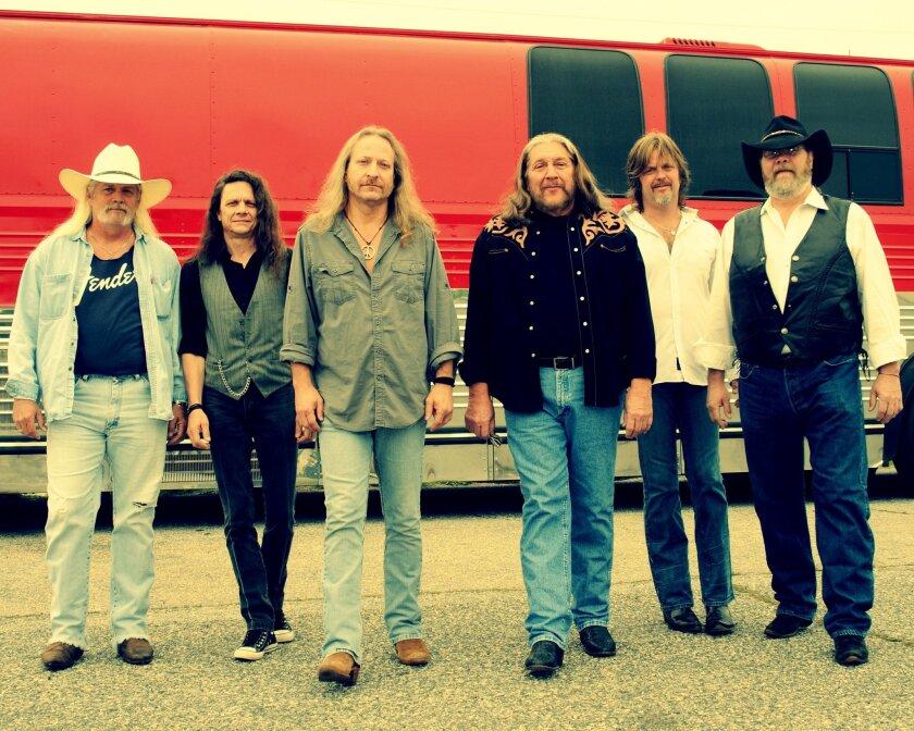 The Marshall Tucker Band. Courtesy photo