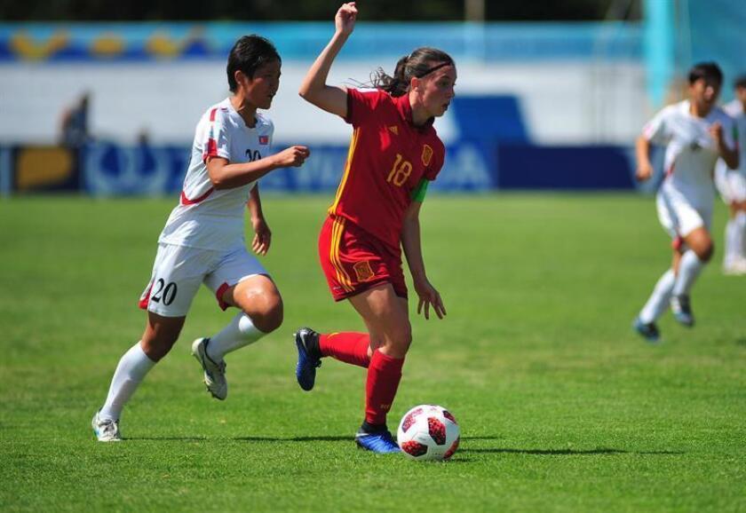 Mereció haber vencido el partido España en el tiempo reglamentario, puesto que dispuso de más y mucho mejores ocasiones que el cuadro asiático. EFE