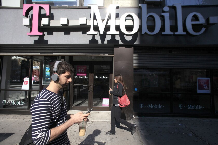 Credit reporting agency Experian says that hackers accessed the social security numbers, birthdates and other personal information belonging to about 15 million T-Mobile wireless customers.