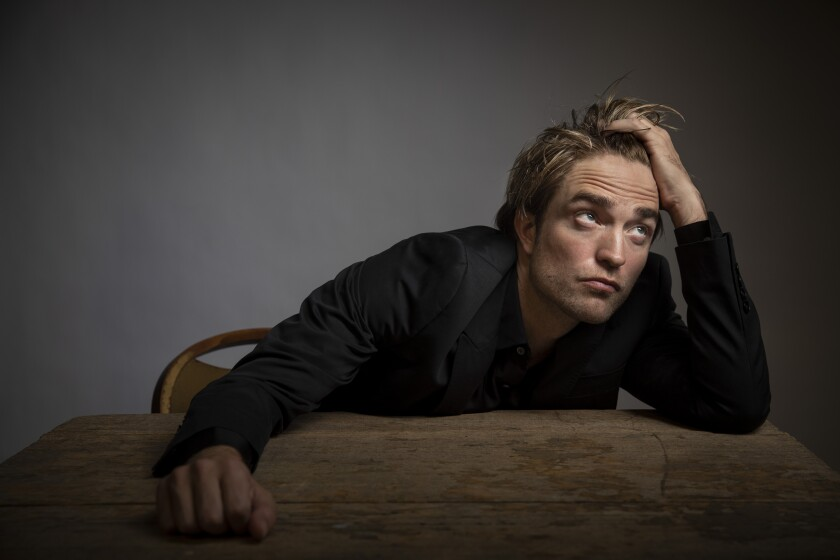 """Robert Pattinson is the star of the claustrophobic chamber piece """"The Lighthouse."""" """"Twilight"""" too."""