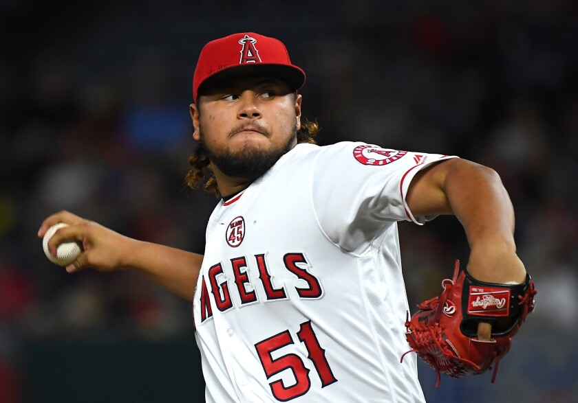 With the Angels optioning Jaime Barria to triple A, there's a four-way competition for the final two spots in the rotation.