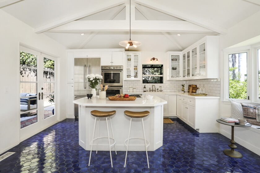 Bridgit Mendler's Silver Lake home